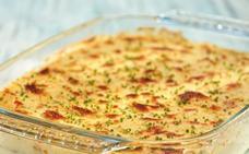 Receta de pastel de patata y chorizo de Martín Berasategui