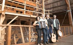 Un concierto llevará los sones de la costa a la Factoría Albaola