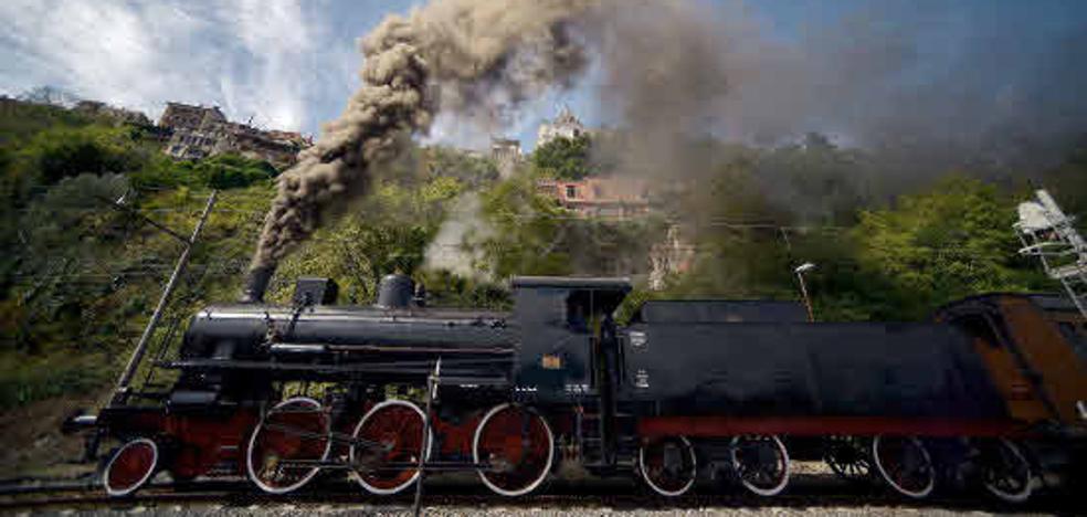 Lurrunezko trenen hiru bidaialdi abuztuaren 24 eta 25ean