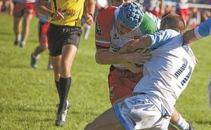 El Aviron Bayonnais se impuso en la Euskal Liga