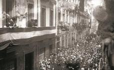 1919   Homenaje a dos fermines, Lasala y Calbetón