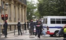 Orden de expulsión para seis de los ocho detenidos en la casa ocupada en Donostia