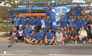 Espainiako XXIV. Maratoi Txapelketan parte hartu du Itxas Gainek Pontevedran