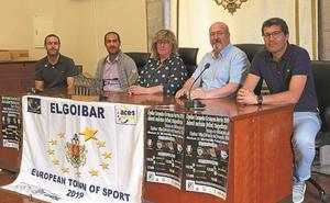 Una semana con triple ración de fútbol en la zona deportiva de Mintxeta