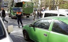 Las multas de tráfico en Donostia bajan un 43% en 10 años, pero se incrementan un 83% las que se cobran