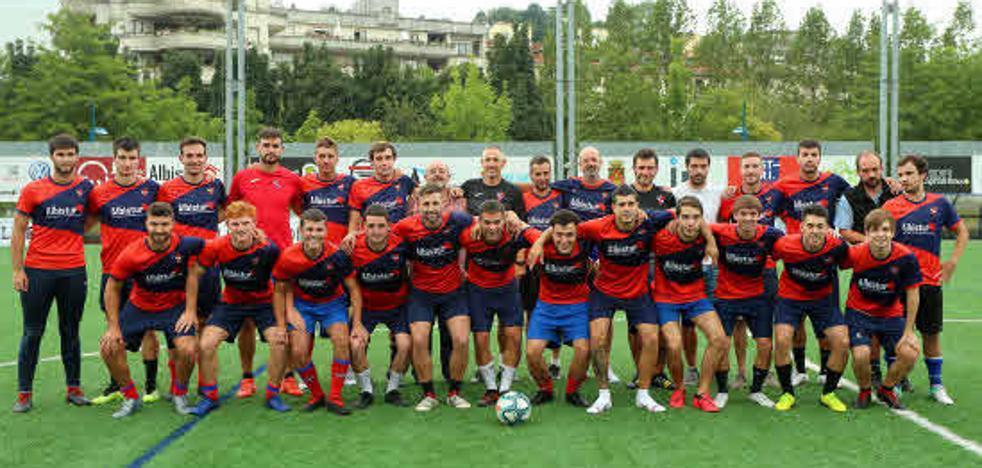 Futbol Amateur Torneoa ospatuko da abuztuaren amaieran Errenterian