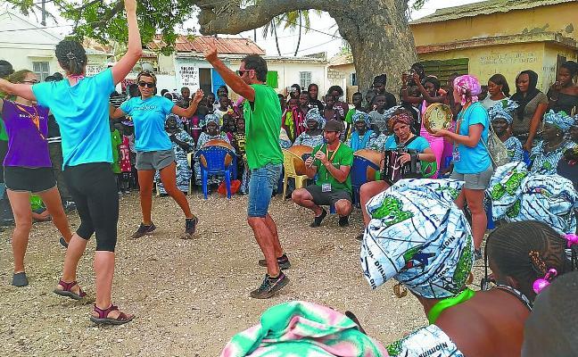 Bergara y Senegal se dan la mano
