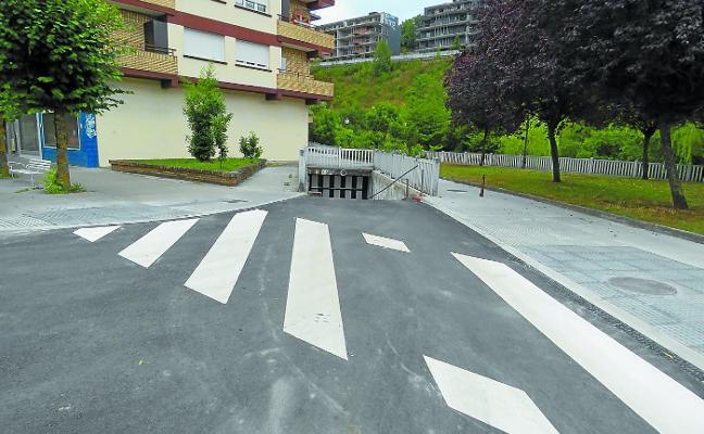 Un paso más a favor de la seguridad de los peatones