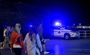 Los delitos en la Semana Grande de San Sebastián bajan un 30%