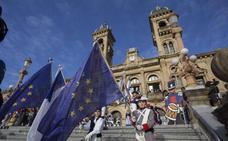 Donostia recibirá el Premio Europa el 19 de septiembre con una tamborrada