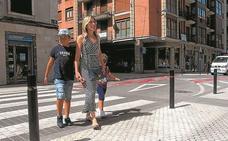 Un nuevo sistema de detección de matrículas controlará la circulación en zonas peatonales