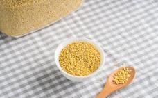 El mijo, un cereal muy nutritivo que no contiene gluten
