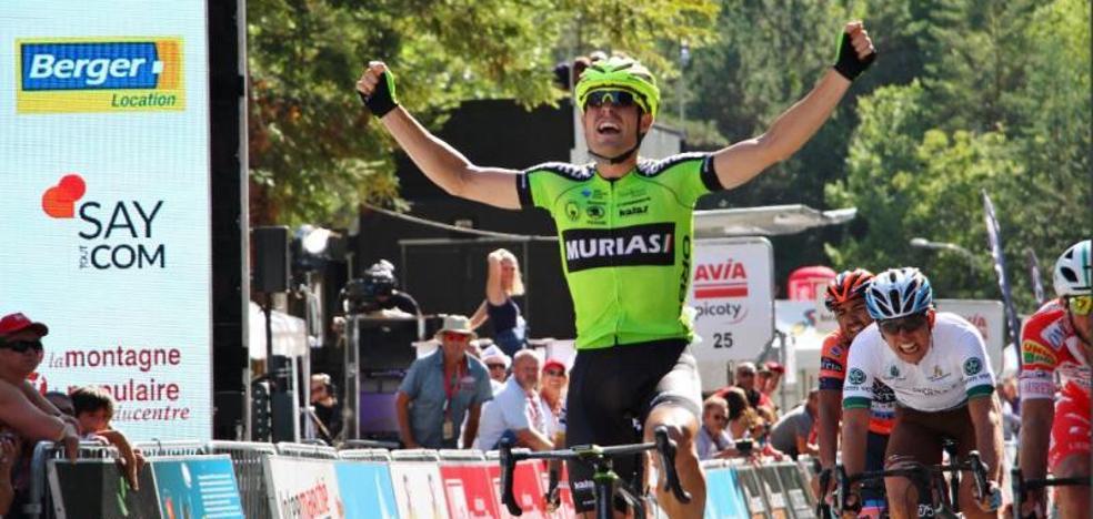 Mikel Aristi triunfa con fuerza y carácter