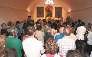 La ermita de San Bartolomé abre mañana sus puertas al culto