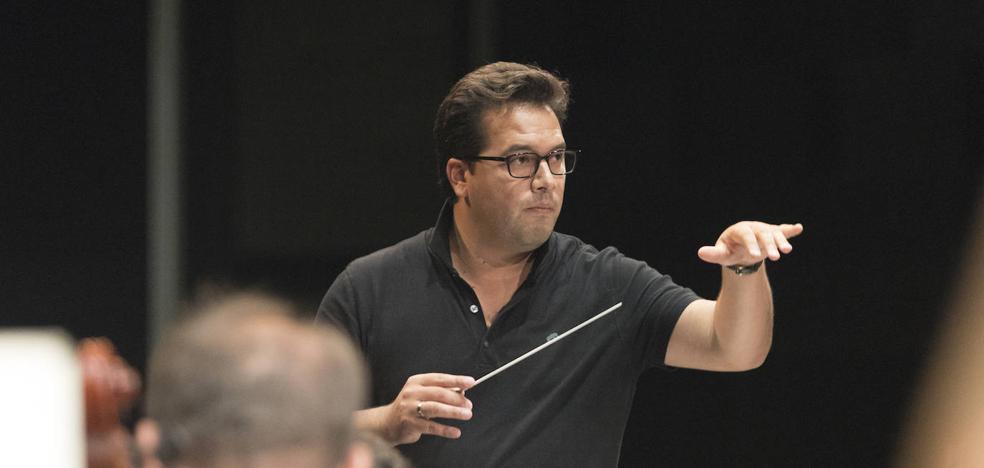 Robert Treviño: «Espero que el público salga del concierto sintiéndose infeliz»