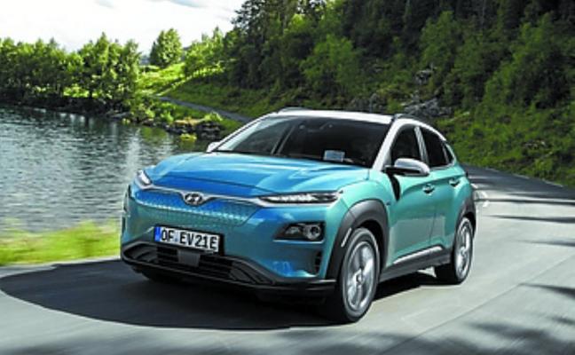 Aumentan las ventas de coches eléctricos en España