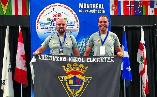 Lan bikaina egin du Jaizki Mendizabalek Montrealen