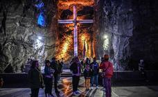Las minas de sal que se transformaron en catedral