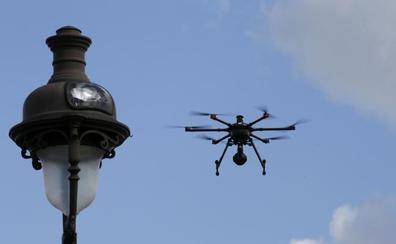 ¿Dónde puedo volar mi dron?