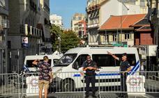 17 detenidos y cuatro policías heridos en los primeros altercados de la contracumbre del G-7