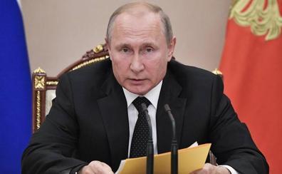 Rusia ensaya con dos misiles de largo alcance su respuesta a EE UU