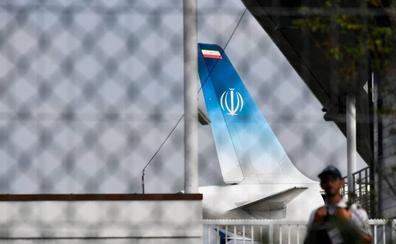 El ministro de Exteriores iraní aterriza en Biarritz