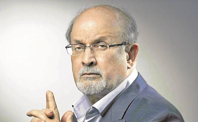 Salman Rushdie, autor del 'Quijote'