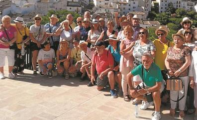 La Coral Trintxerpetarra, de gira por Jaén