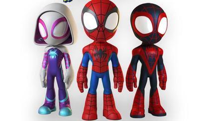 Disney no espera a Sony para anunciar una serie juvenil de Spiderman