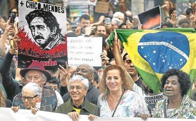 Mártires de la Amazonia