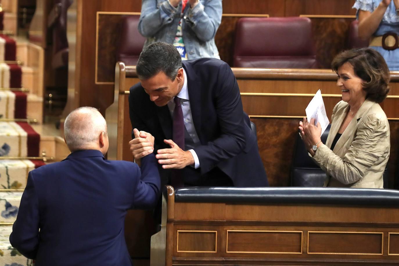 Cita del PSOE con el PNV y los regionalistas cántabros el próximo miércoles