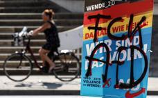 Los ultras amenazan la hegemonía de los dos grandes partidos en el este alemán