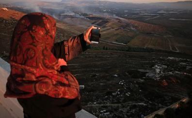 Un intercambio de misiles eleva la tensión entre Israel y Hezbolá