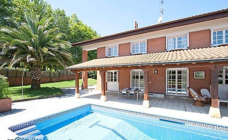 Villa en Jaizubia