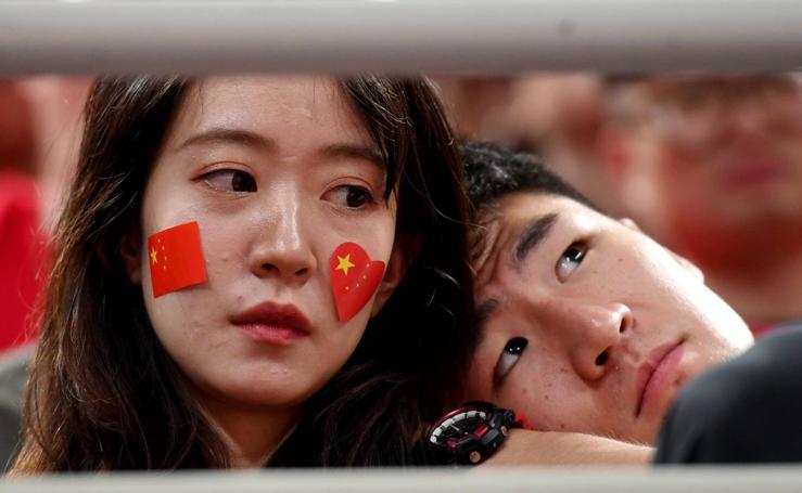 Decepción china