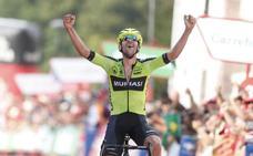 Mikel Iturria: «Ganar aquí es un sueño, todavía no me lo creo»