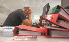 Sólo una de cada diez denuncias por acoso en el trabajo en Euskadi acaba en sanción