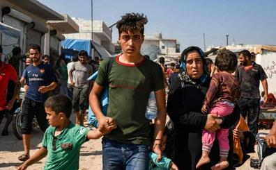Erdogan amenaza a Bruselas con «abrir las puertas» a miles de refugiados