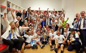 Alfombra roja también para las campeonas de la Copa de la Reina en el 67 Zinemaldia