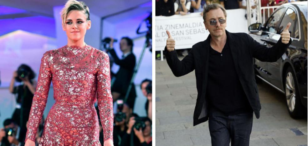 Kristen Stewart, Tim Roth, Sam Neill y Laetitia Casta se suman a la alfombra roja del Zinemaldia