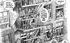 Siempre conviene volver al Woody Allen del cómic estadounidense