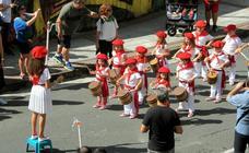 Fiestas de Beraun, en imágenes