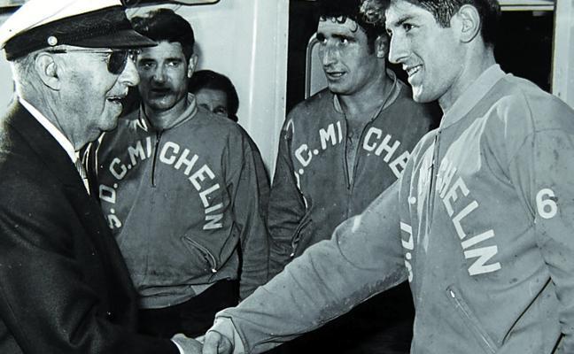 Campeones en la Concha hace medio siglo