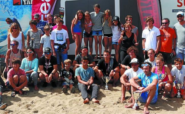 Música y deporte en la playa con el festival FederArte
