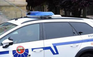 Dos detenidos por el robo de bobinas de metal de una empresa de Oñati