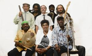 Pleamar con The Skatalites