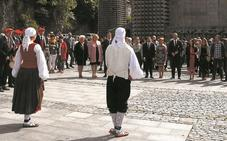 Tradición y devoción en la festividad de Arantzazu