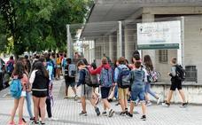 Los colegios vascos pierden alumnos por primera vez en 15 años, con 487 matrículas menos que el curso pasado