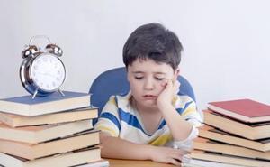 Cuando el síndrome postvacacional afecta a los niños