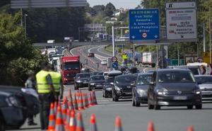 Los transportistas no comparten el agradecimiento de la DGT por su colaboración durante la cumbre del G-7